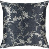 This item: Calliope Charcoal 22-Inch Pillow With Down Fill