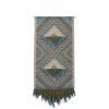 This item: Adia Sky Blue Wall Hanging