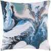 This item: Ebru Multicolor 22 x 22 Inch Throw Pillow