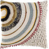 This item: Fleetwood Multi-Color 20-Inch Throw Pillow