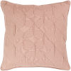 This item: Gretchen Pale Pink 22-Inch Pillow With Down Fill