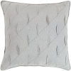 This item: Gretchen Light Gray 20-Inch Pillow With Polyester Fill