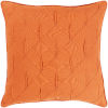 This item: Gretchen Orange 18-Inch Pillow With Down Fill