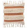 This item: Helena Khaki and Burnt Orange 22-Inch Throw Pillow