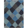 This item: Harlequin Navy Rectangle 5 Ft. x 8 Ft. Rugs