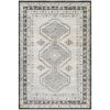 This item: Indigo Charcoal and Khaki Rectangular: 7 Ft. 10 In. x 10 Ft. 2 In. Rug