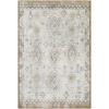 This item: Indigo Khaki and Beige Rectangular: 6 Ft. 7 In. x 9 Ft. Rug