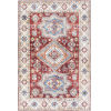 This item: Iris Dark Red Rectangle 2 Ft. 3 In. x 3 Ft. 9 In. Rugs