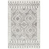 This item: Izmir Charcoal Diamonds Rectangle 5 Ft. x 7 Ft. 6 In. Rug