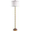 This item: Jutka Gold 17-Inch One-Light Floor Lamp