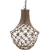 This item: Kaylee Natural 14-Inch One-Light Pendant