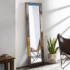 This item: Kaylana Tan Full Length Floor Mirror