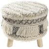This item: Karina Cream Stool