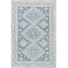 This item: Kayseri Blue Rectangle 5 Ft. x 7 Ft. 6 In. Rug