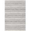This item: La Casa Silver Gray Rectangle 2 Ft. 2 In. x 3 Ft. 9 In. Rug