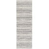 This item: La Casa Silver Gray Runner 2 Ft. 7 In. x 7 Ft. 3 In. Rug