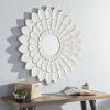 This item: Maneka White 36-Inch Wall Mirror