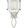 This item: Maynard Nickel 10-Inch One-Light Wall Sconce