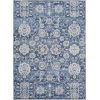 This item: Monaco Bright Blue Rectangle 4 Ft. 3 In. x 5 Ft. 11 In. Rugs