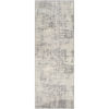 This item: Monaco Silver Gray and Medium Gray Rectangular: 2 Ft. x 3 Ft. Rug