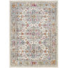 This item: Norwich Beige Multi Rectangle 5 Ft. 3 In. x 7 Ft. 3 In. Rugs