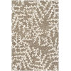 This item: Opus Dark Brown Rectangle 4 Ft. x 6 Ft. Rugs