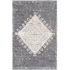This item: Padma Charcoal Rectangle 2 Ft. x 3 Ft. Rugs