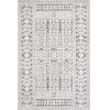 This item: Ariana Medium Gray Rectangle 7 Ft. 10 In. x 10 Ft. 3 In. Rug