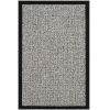 This item: Siena Black Rectangle 6 Ft. x 9 Ft. Rugs