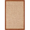 This item: Siena Camel Rectangle 5 Ft. x 7 Ft. 6 In. Rugs