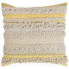 This item: Temara Yellow 18-Inch Pillow With Polyester Fill