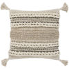 This item: Tov Taupe 30-Inch Pillow With Polyester Fill