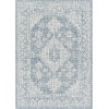 This item: Veranda Dark Blue Traditional Rectangle 7 Ft. 10 In. x 10 Ft. 2 In. Rug