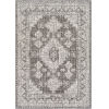 This item: Veranda Dark Brown Traditional Rectangle 6 Ft. 7 In. x 9 Ft. Rug
