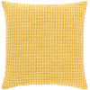 This item: Waffle Bright Yellow 22-Inch Throw Pillow