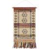 This item: Zendaya Khaki 29-Inch Wall Hanging