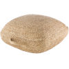 This item: Ziya Natural 25-Inch Floor Pillow