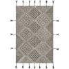 This item: Zanafi Tassels Black and Beige Rectangular: 8 Ft. 10 In. x 12 Ft. Rug
