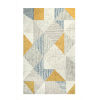 This item: Griffin Blue Wool Rectangular: 3 Ft x 5 Ft Area Rug