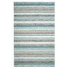 This item: Fairfield Blue Wool Rectangular: 5 Ft x 8 Ft Area Rug