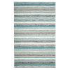 This item: Fairfield Blue Wool Rectangular: 9 Ft x 13 Ft Area Rug