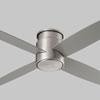 This item: Oslo Hugger Satin Nickel 52-Inch Ceiling Fan