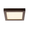 This item: Altair Oiled Bronze Seven-Inch LED Flush Mount