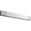 This item: Apollo Satin Nickel 28-Inch Two-Light LED Bath Vanity