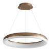 This item: Roswell Aged Brass LED Chandelier