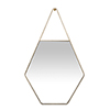 This item: Lovell Brushed Gold 26-Inch Mirror