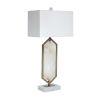 This item: Braden Antique Brass One-Light Table Lamp