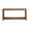 This item: Hutch Natural Seagrass 70-Inch Console Table
