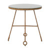 This item: Dakota Natural Seagrass 24-Inch Side Table
