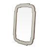 This item: Joanie Antique White 40-Inch Mirror